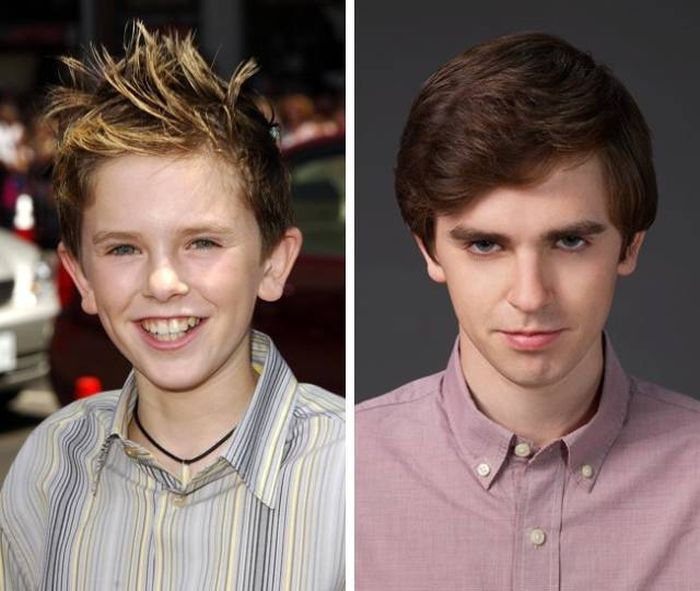 Celebrity Kids Then And Now