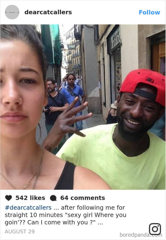 This Girl Decided To Finally Do Something About Catcalling