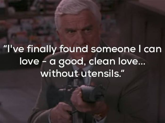 Frank Drebin Quotes