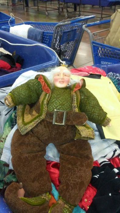 WTF Thrift Store Finds