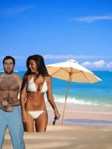 You May Think These Pictures Are Photoshopped... Yes, They Are