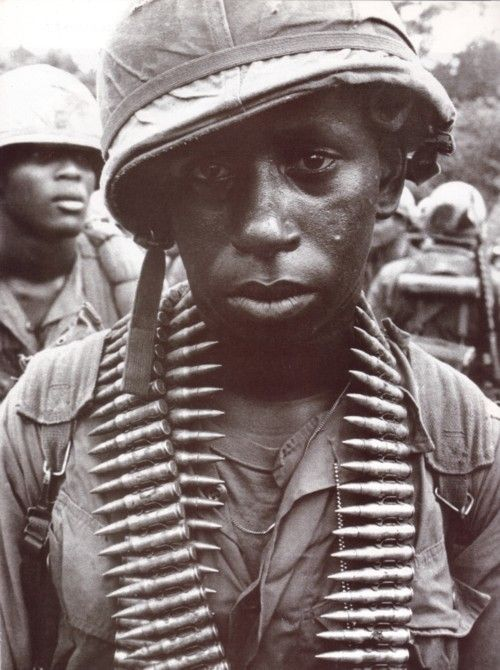 The Look Of The Soldiers Who Left The Battle