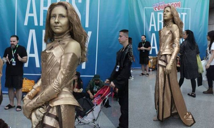Amazing Cosplay From New York Comic Con 2017, part 2017