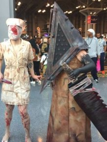 Amazing Cosplay From New York Comic Con 2017