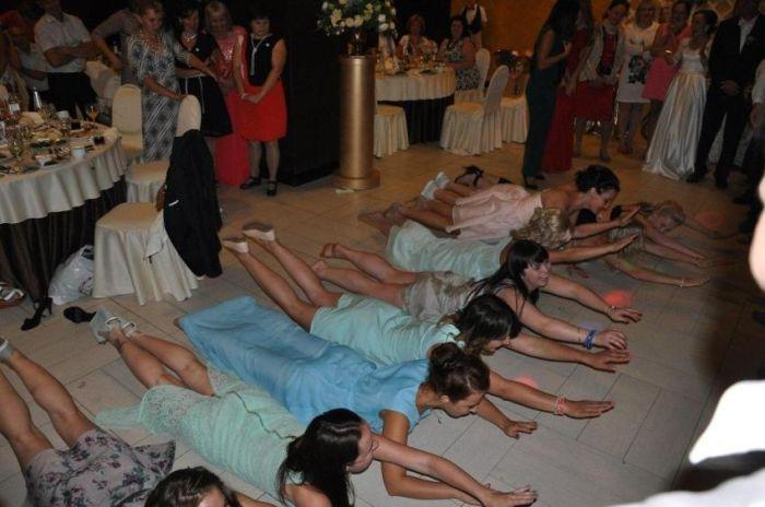 Crazy Russian Wedding Photos