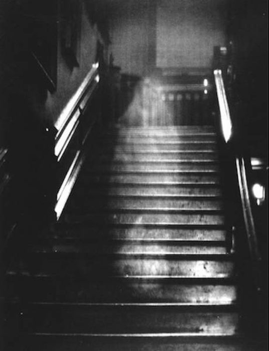 Creepy Ghost Photos