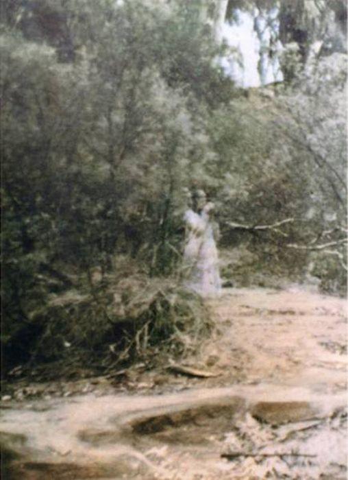 Creepy Ghost Photos