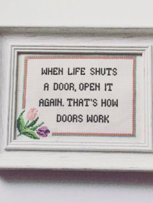 Brilliant Cross Stitches