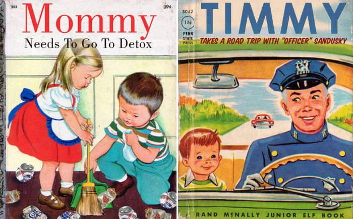 Rejected Children's Books