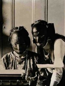 Weird And Scary Vintage Photos