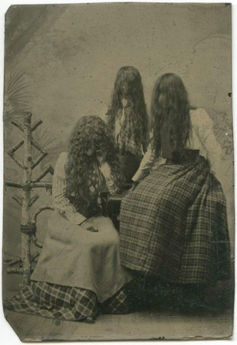 Weird And Scary Vintage Photos