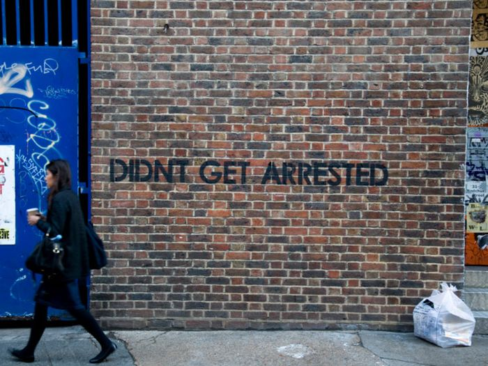 Funny And Clever Street Art by Mobstr