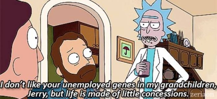 Rick And Morty Memes