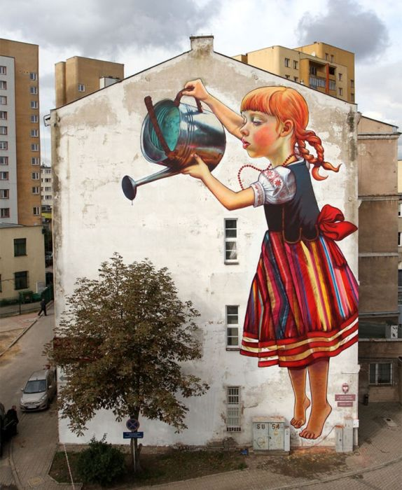 Amazing Street Art, part 5