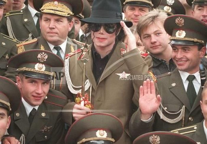 90s in Russia