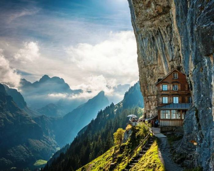 The Most Amazing Hotels Around The World
