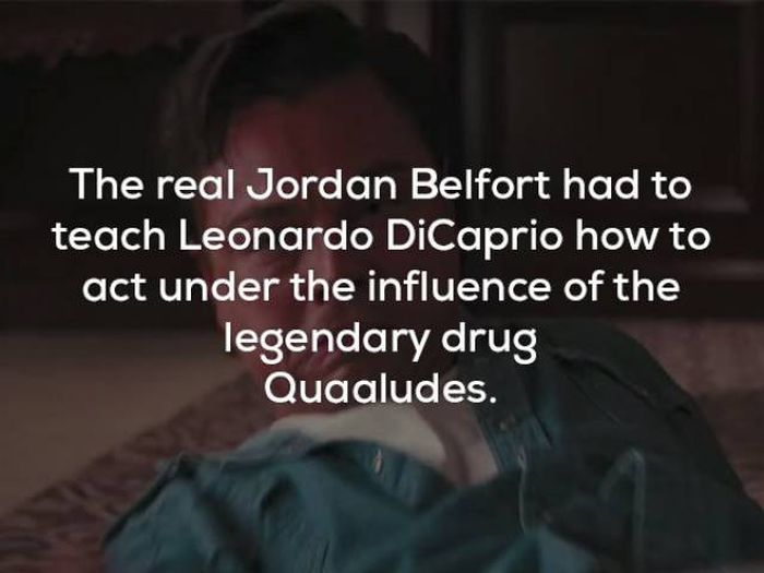Facts About Wolf Of Wall Street