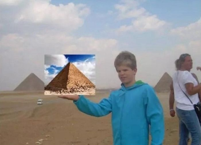 Haters will say it's Photoshop