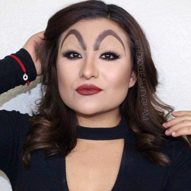 McDonald's Eyebrows Is The Latest Beauty Trend