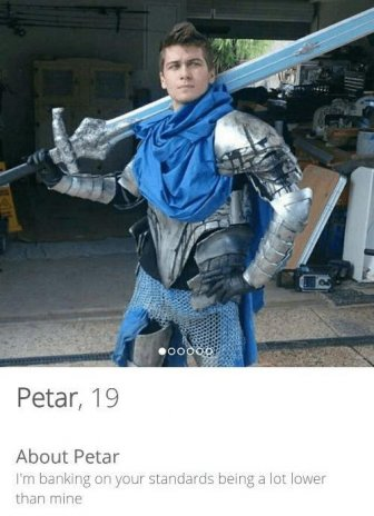 The Worst Tinder Profile Pictures Ever