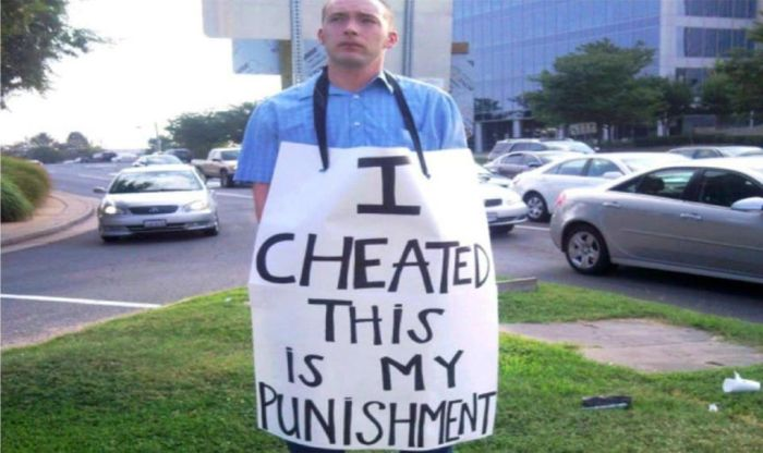 People Who Cheated