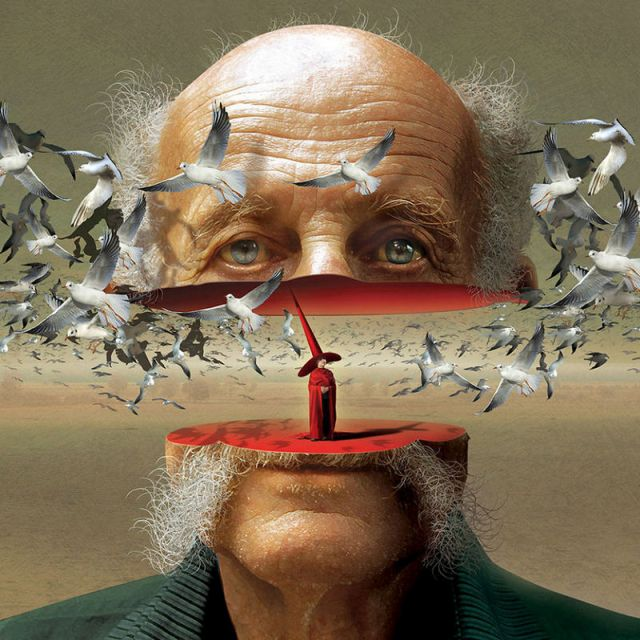 Amazing Pictures By Polish illustrator Igor Morski