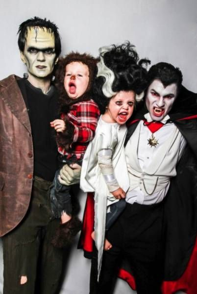 These Celebs Had Great Halloween Costumes
