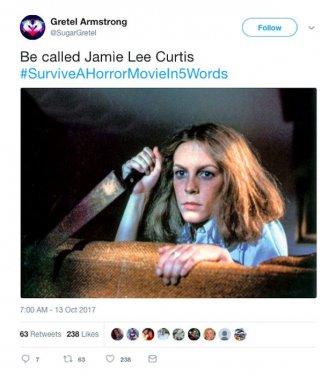 How To Survive A Horror Film