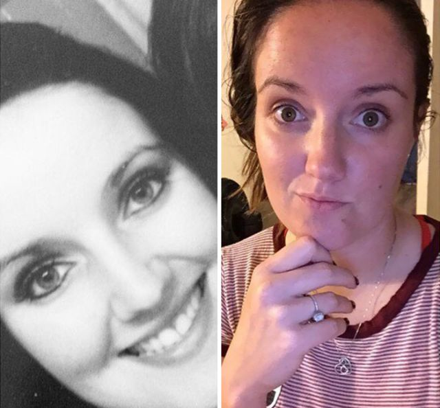 Parents Are Sharing Photos Of Them Before And After Having Kids
