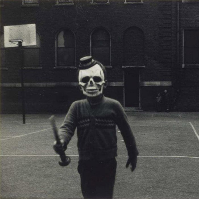 Creepy Vintage Halloween Costumes