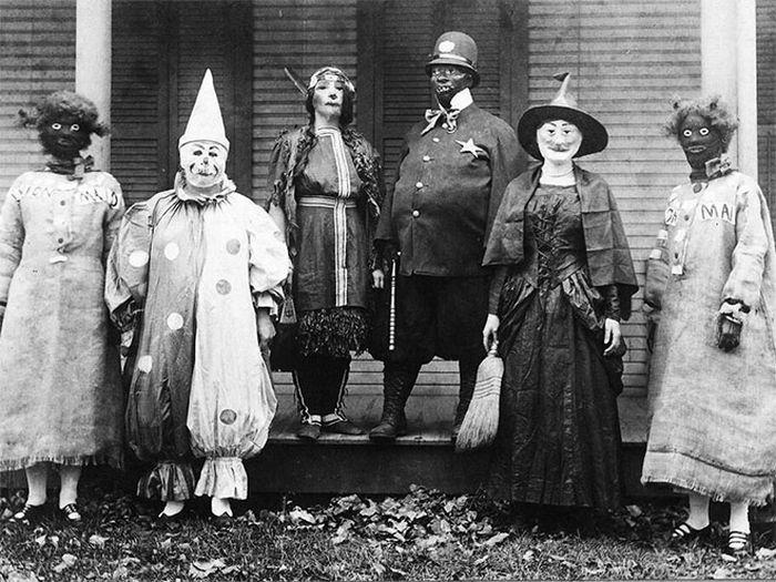 Creepy Vintage Halloween Costumes | Others