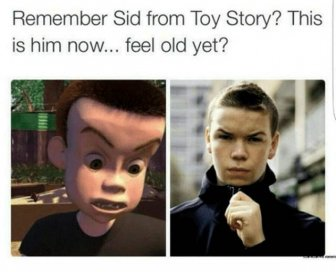 Do You Feel Old Yet?