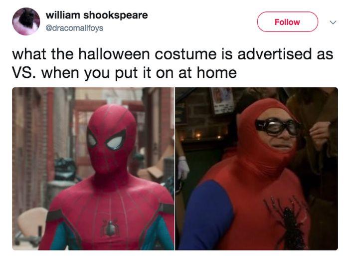 Halloween Tweets