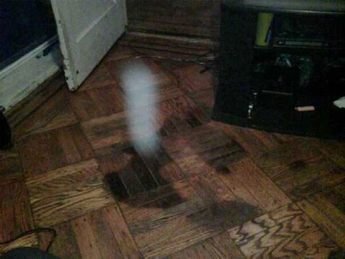 Scary Ghost Photos