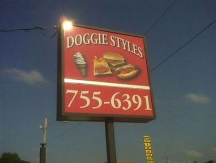 Funny Business Names