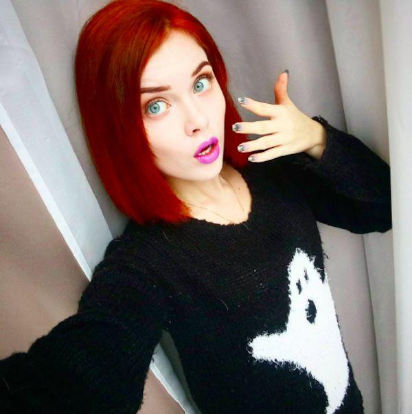 Russian Cosplayer Ilona