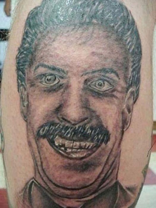 Bad Celebrity Tattoos