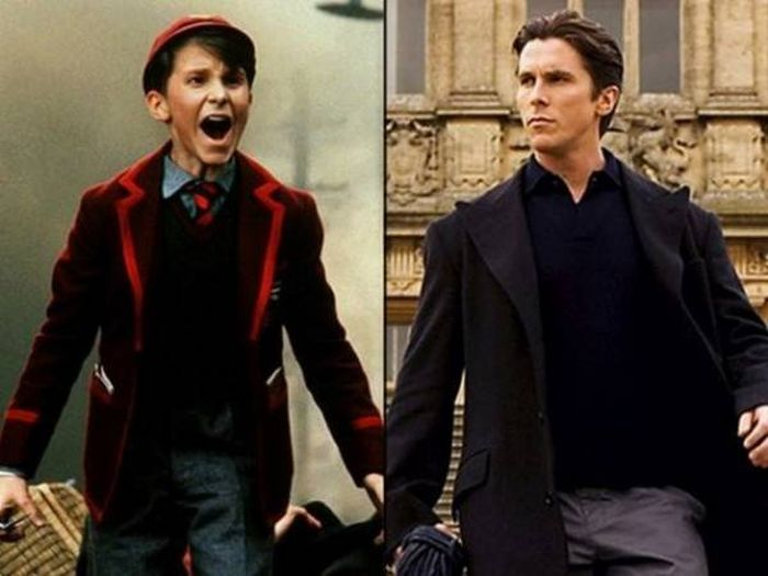 Famous Actors As Kids And Now