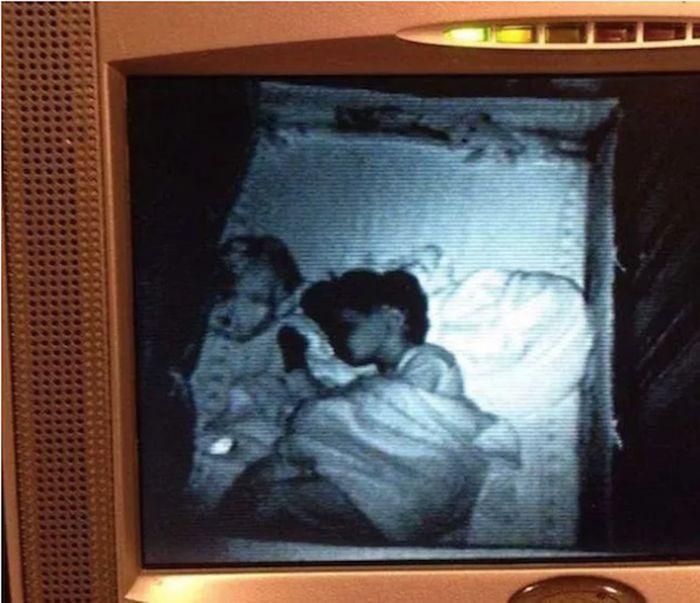 Creepy Stuff On Baby  Monitors