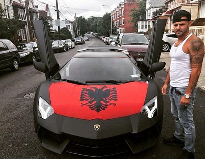 Rich Kids Of Tirana, Albania