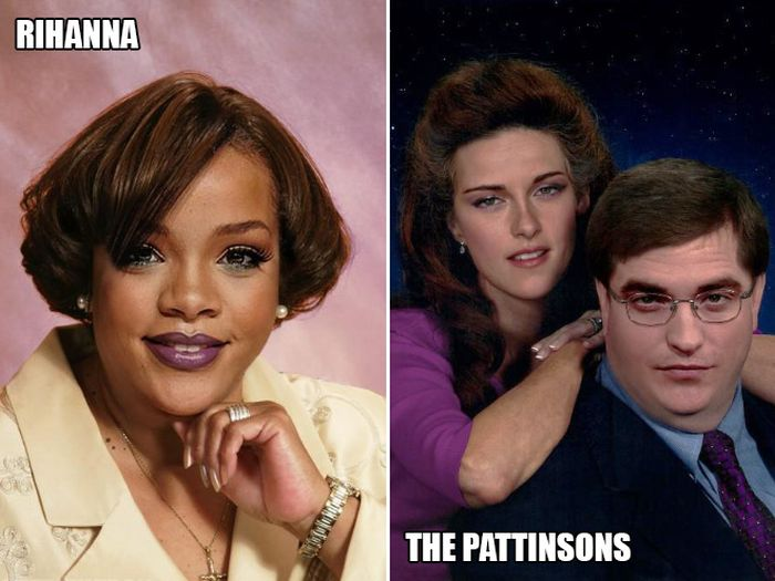 What Celebrities Would Look Like If They Weren't Famous