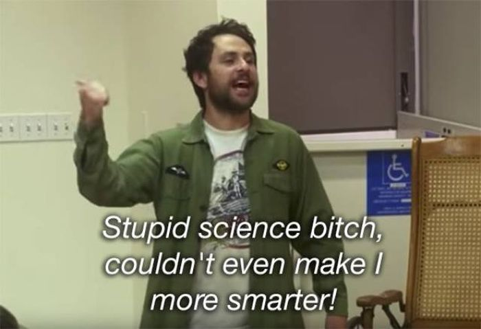 Charlie Kelly Quotes