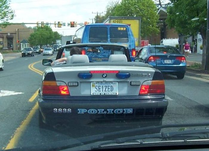 Funny And Cool License Plates