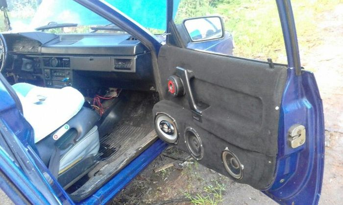 Car Audio Russian Style