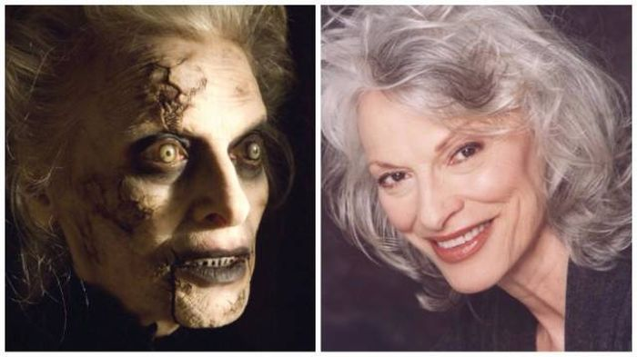Horror Movie Actors In Real Life