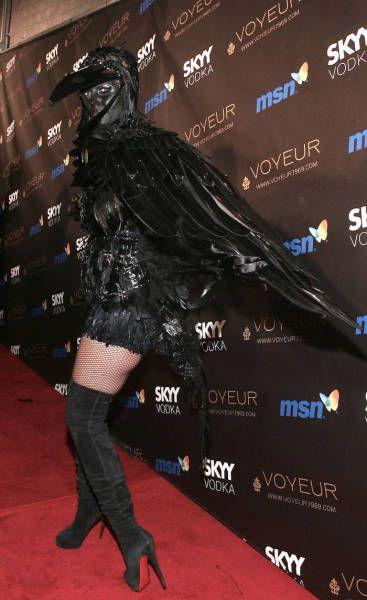 Heidi Klum Is The Queen Of Halloween Costumes