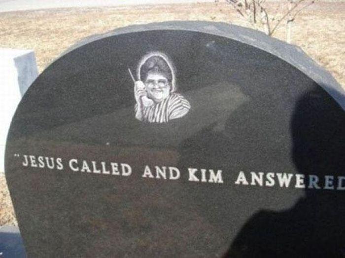 Awkward Gravestones