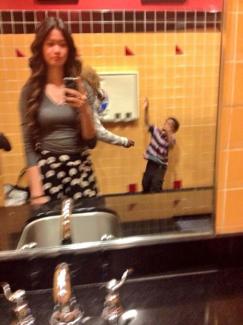 Inappropriate Selfies