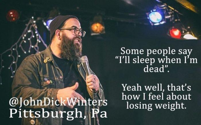 Standup Jokes