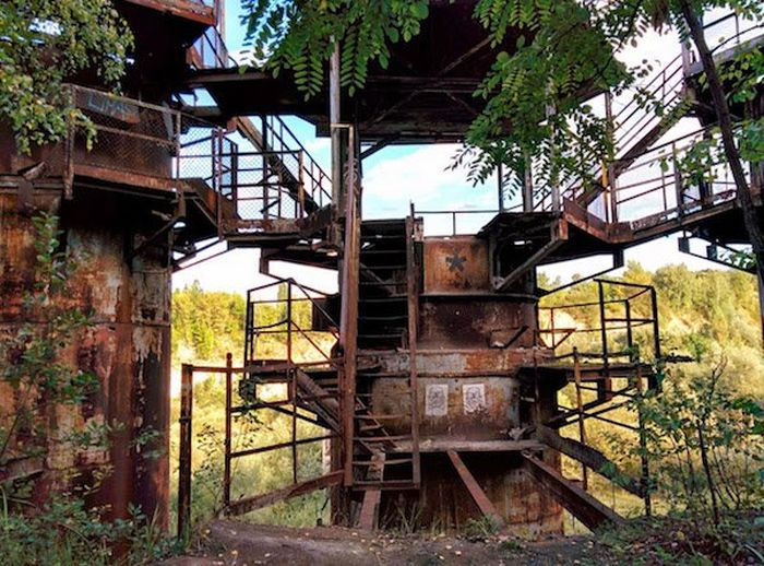 Abandoned Film Sets